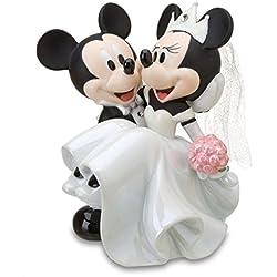 Figura tarta Disney novios