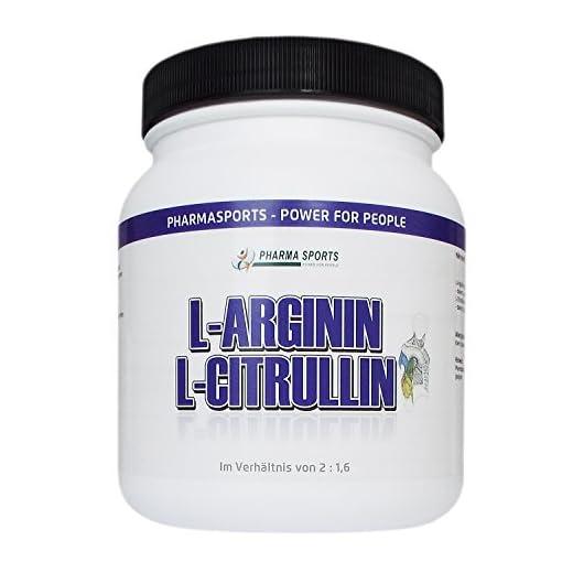 Pharmasports Arginin Citrullin