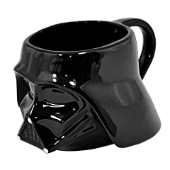 Idea Regalo - Joy Toy Darth Vader Tazza in Confezione Regalo con Finestra, Ceramica, 16.50x12.50x9.50 cm