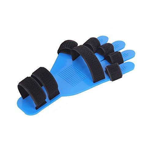�t Finger Orthesen Griffbrett Finger-Separator Orthesen Einstellbare Erwachsene Finger Orthesen Punkte Hand Training Board Gerät ()