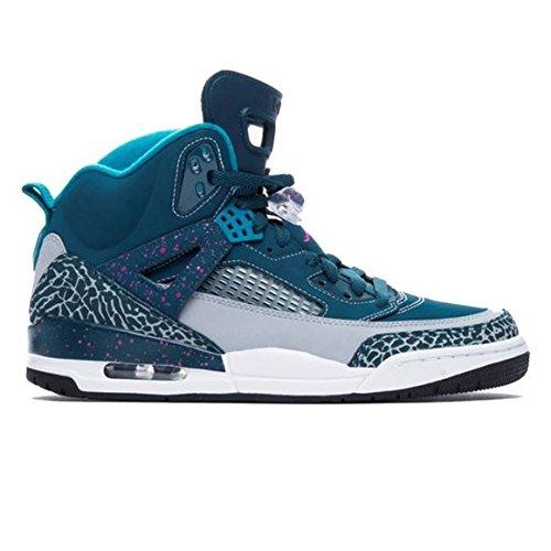 Nike Jordan Spizike Teal Mens Trainers Size 7.5 UK (Schuhe Nike Jordan 2014)