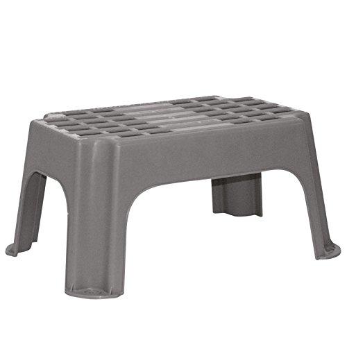 Trittstufe Grau 23 cm Hoch geprüft bis max 150 Kg ideal für Wohnwagen und Wohnmobil