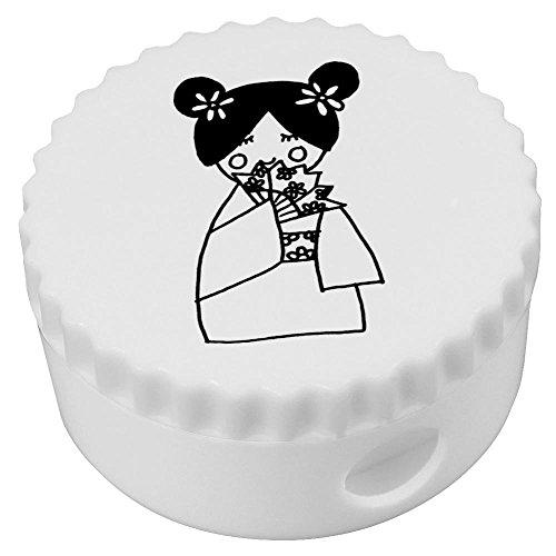 'Geisha' Kompakt Spitzer (PS00000843) (Bleistift Moore)