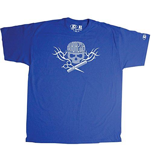 Nicram Designs Herren T-Shirt Blau