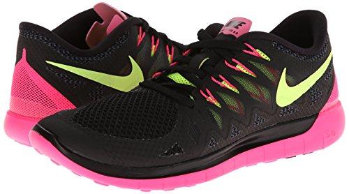 Nike - Scarpa da donna Black/Volt/Hyper Pink/Anthrct