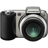 Olympus Sp-600 Silver 12Mp 15X Lcd 2.7 Sd
