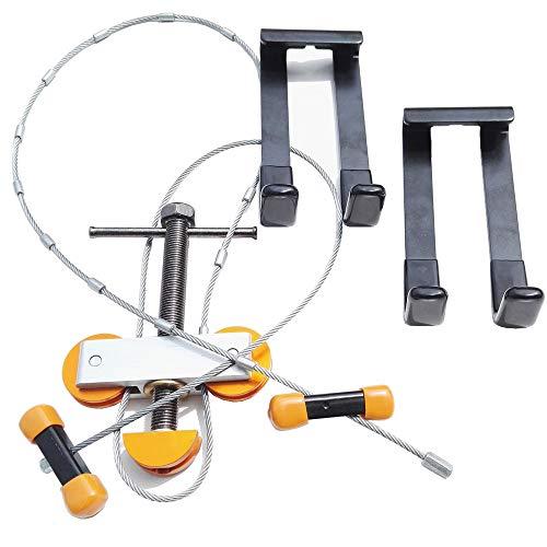 MILAEM Compound Bogen pressensatz L Adapter Paket für die Halterung Zubehör für Bogenschießen -