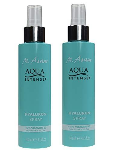M. Asam AquaIntense Hyaluron Spray (2x140ml) Feuchtigkeitsspray
