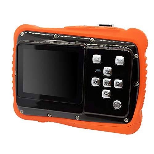 Cámara digital para niños, el aprendizaje Niños fotos Tomar videocámara cámara linda de múltiples funciones del juguete con la visualización en pantalla de 2 pulgadas, para el cumpleaños de Navidad
