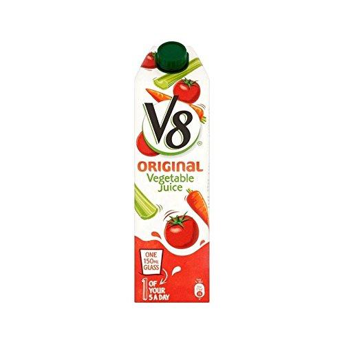 V8 1L De Jus De Légumes D'Origine (Paquet de 4)