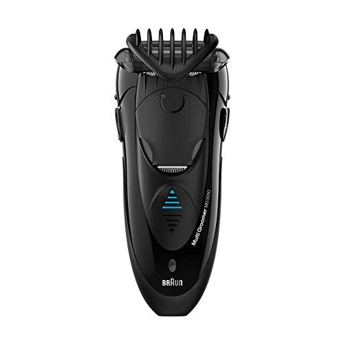 Rasoio Elettrico Braun MG5050 MultiGroomer Wet & Dry per Uomo