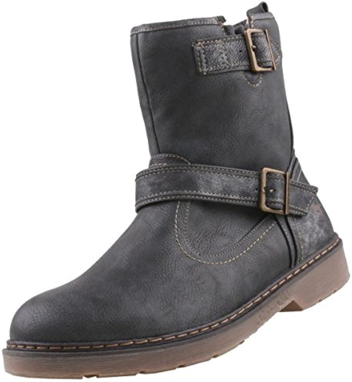 Mustang Herren Stiefel gefüttert GrauMustang Herren Stiefel gefüttert Schuhgröße Billig und erschwinglich Im Verkauf