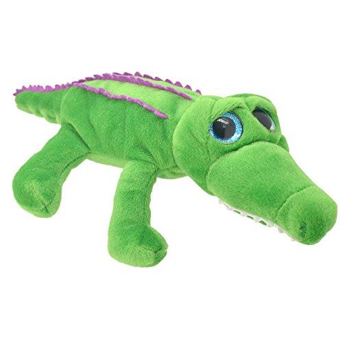 Wild Planet Floppy cocodrilo de juguete de felpa