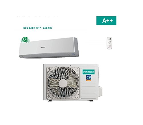 Inverter Klimaanlage Hisense New Eco Easy 12000 btu R32