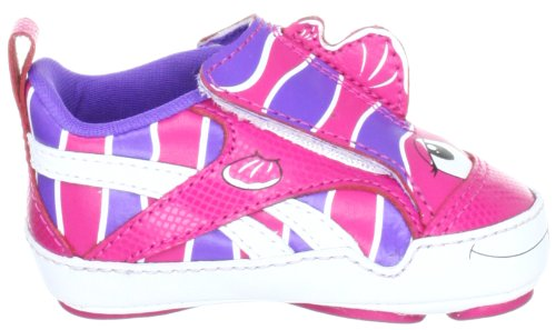 Reebok - Ultra Versaflex Crib Ii, Sneaker Bambina Rosa (Pink (PINK/PURPLE/WHITE))