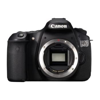 Canon EOS 60D Digital SLR Camera (Body Only) (discontinued by manufacturer)
