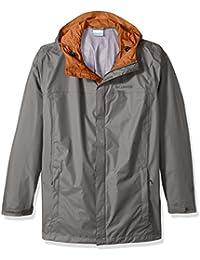 Columbia Men's Big and Watertight Ii Packable Rain Jacket