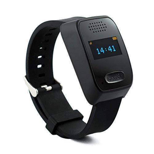 bembu GPS-Watch PRO - Notrufuhr mit GPS-Ortung und Telefonfunktion