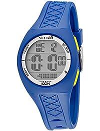 Sector Herren Uhrenbeweger Collection STREET FASHION Kunststoff blau R3251583002