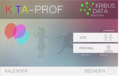 KiTa-PROF 3.0 KiTa Software für Kindertagesstätten Kinderkrippen Kindertageseinrichtungen Kindergärten Kinderhorte Ganztagskindergärten Tagesstätten Horte Kindertagesbetreuung Mac Windows Office
