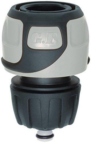 GF 80293060 Raccord rapide Soft Touch Aqua stop tuyau Ø 12 à 15 mm - Gris