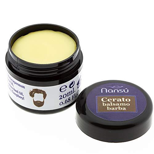 Cera/Bálsamo Barba - Bigote/Cerato natural orgánico