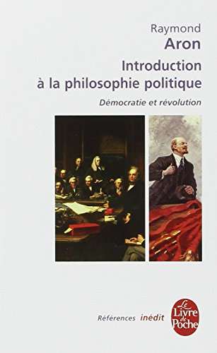 Introduction a la Philosophie Politique (References) por R. Aron
