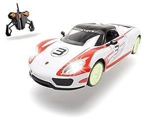 Dickie Toys Porsche Spyder Remote Controlled Car - Juguetes de Control Remoto