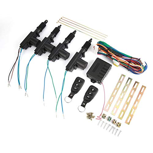 Turobayuusaku Universal Car Remote Control Central Door Locking System on