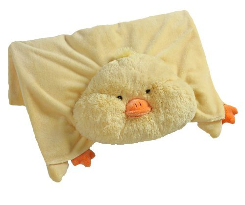 Pillow Pets die Original MY Ente Decke (gelb) (Pillow Pets Ente)