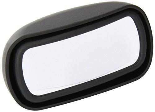 hr-imotion Toter-Winkel-Spiegel (Fahrschuhlspiegel) zur Montage auf dem Gehäuße des Außenspiegel [Made in Germany | Blickwinkel einstellbar | einfache Montage] - 10410001 Test