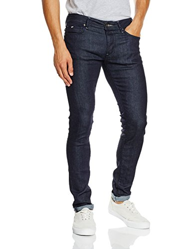 GAS Sax Zip, Jeans Uomo, Blu, W31/L34