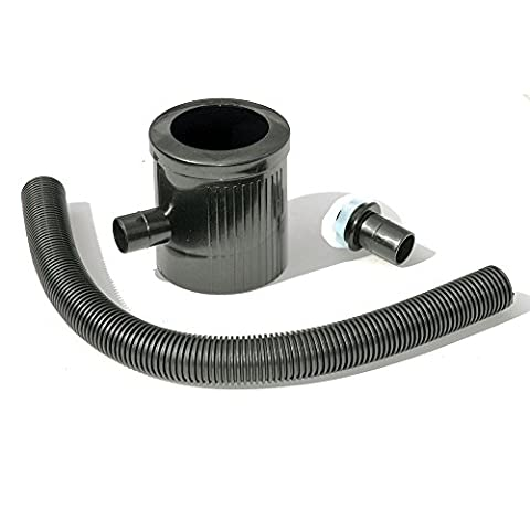 Downpipe Filler Kit For Use With Strata Water Butt Rain Tank Drum Barrel