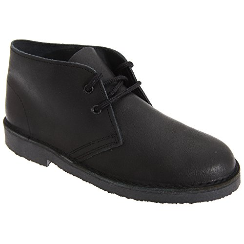 Roamers - Bottines en cuir - Garçon Marron