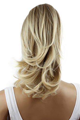 PRETTYSHOP Voluminöses Haarteil Hair Piece Pferdeschwanz Zopf Ponytail ca 35cm diverse Farben H107a