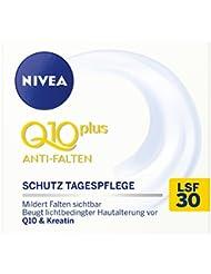 Nivea Q10 Plus Anti-Falten Schützende Tagespflege, 2er Pack (2 x 50 ml)