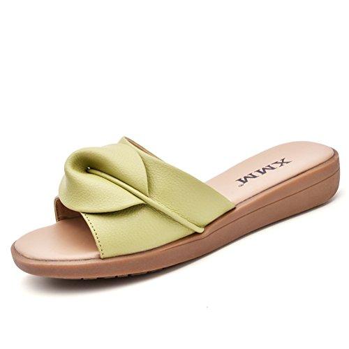 plats sandales et pantoufles en été/Pantalons mode B