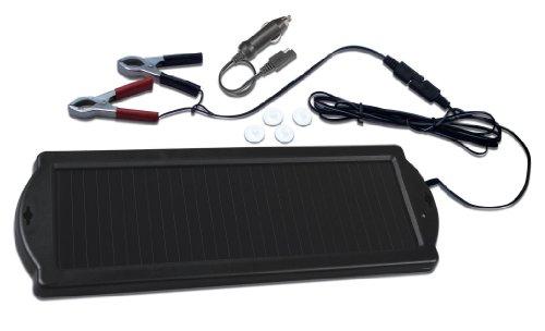 Chargeur d'entretien à l'énergie solaire pour batterie 12V