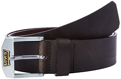 Levi's Men's New Legend Belt, Brown, 85 cm (Manufacturer size:
