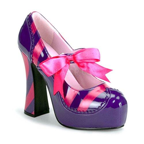 s Kitty-32 purple/hot pink Gr. 41,5 ()