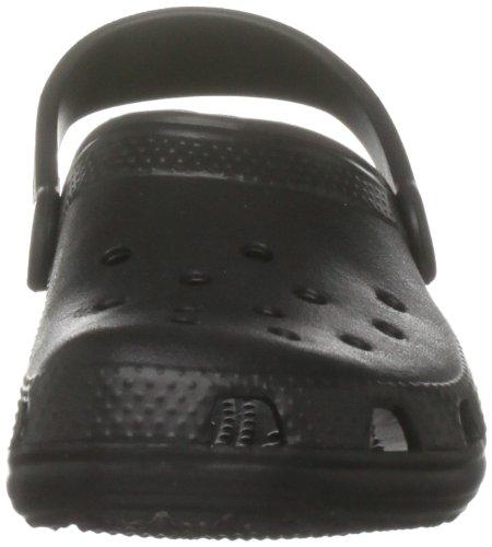 Crocs Classic Kids, Sabots Mixte Enfant Noir (Black)