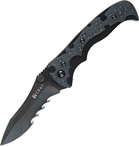Mini My Tighe Black Blade Assisted - Tighe Black Blade