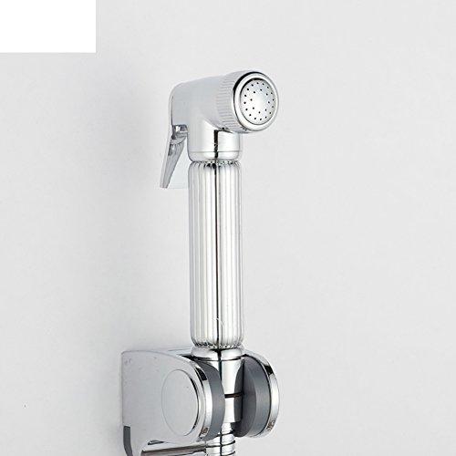 HCP Toilettes Kit de pistolet pulvérisateur/bidet Bidet/bidet/Petit pistolet sous pression/nettoyeur/Laveuse buse-A