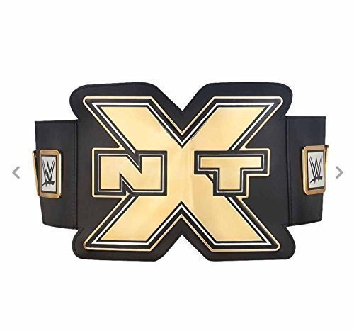 NXT HEAVWEIGHT CHAMPIONSHIP - KINDER SPIELZEUG CHAMPIONSHIP - OFFIZIELLES WWE PRODUKT (Wrestling Wwe Action-figur-gürtel)