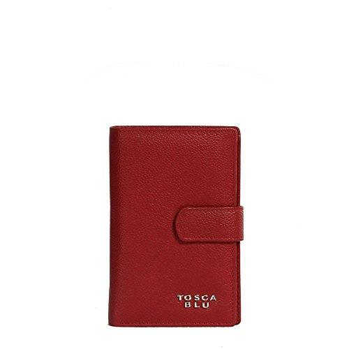 Portafoglio Tosca Blu verticale TF16BP123 rosso scuro