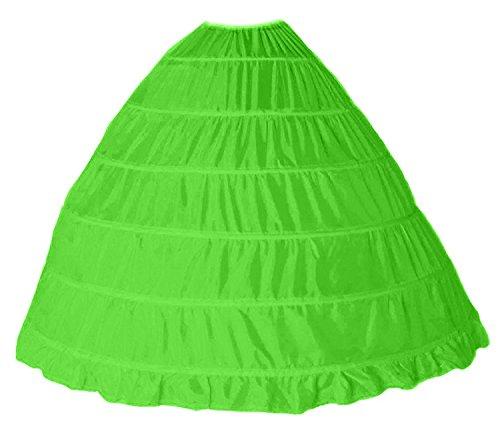 Brautkleid Reifrock Petticoat 6 hoop Brautkleid...