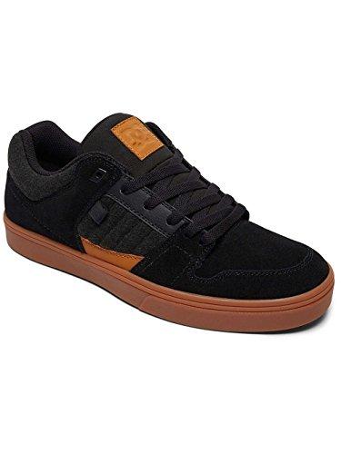 Dc Shoes Course 2 Se M Chaussure Nvy, Sneaker Basse Uomo Noir - Noir / Gomme