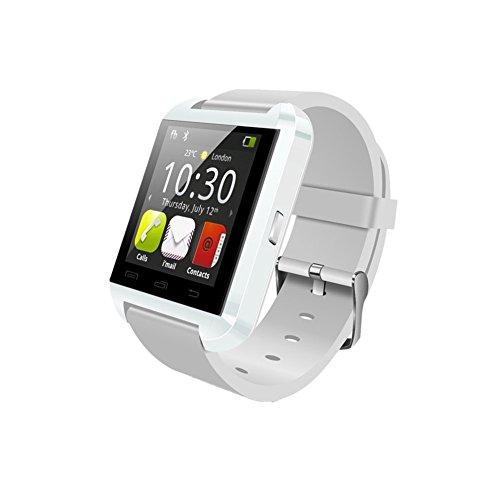 JideTech Bluetooth inteligente del reloj del reloj U8 UWatch para Android Samsung S2 / S3 / S4 / Nota 2/3 Nota HTC