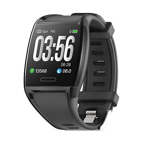 HalfSun Fitness Tracker Orologio Fitness Braccialetto Pressione Sanguigna Cardiofrequenzimetro da Polso Impermeabile IP67 Smartwatch Uomo Donna