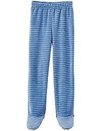 VERTBAUDET Pijama de Terciopelo niño con pies